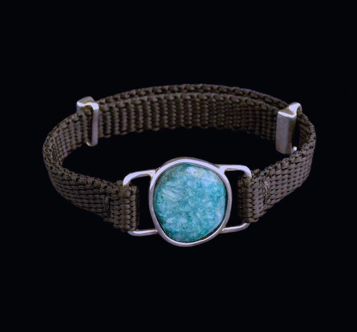 #agate #silver #bracelet #izajewellery.gr