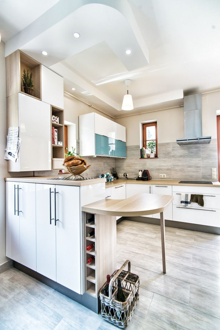 208 best kitchen images on pinterest kitchen kitchen dining and and white gloss kitchen cabinets also wine rack table and traditional wine basket design ideas decorative vibrant apartment interior in budapest