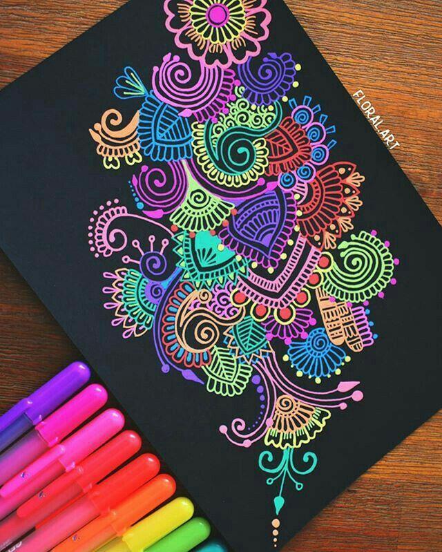 Henna inspired