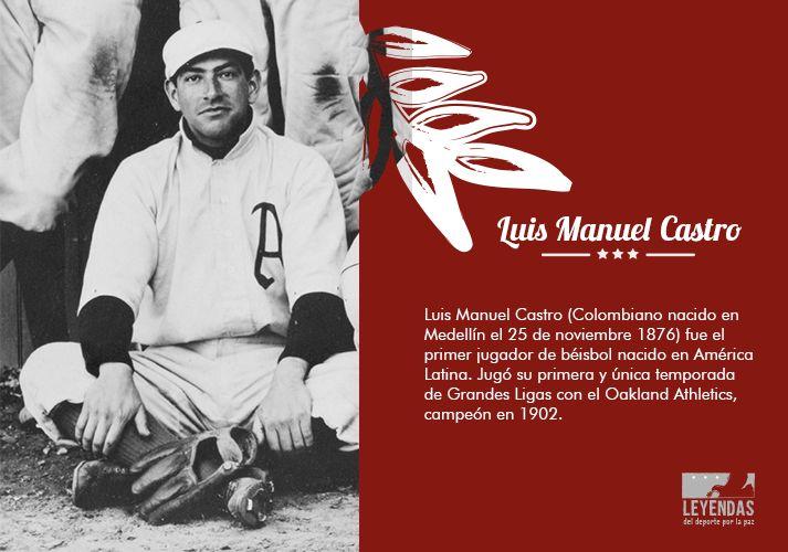 ¿Sabes cuál fue el primer jugador latino en las Grandes Ligas? #LeyendasDePaz