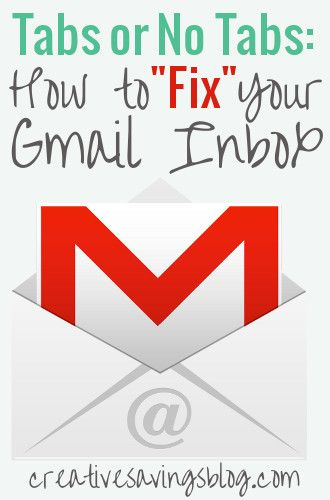 Configure your inbox to make the most of gmail tabs, or get rid of them entirely. The tutorials in this post will show you how!