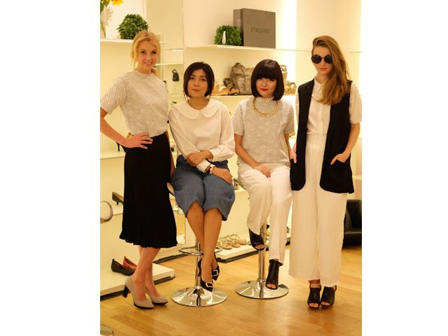 Staccato Styling Session   Style.com Indonesia