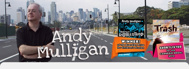 Andy Mulligan in Manilla
