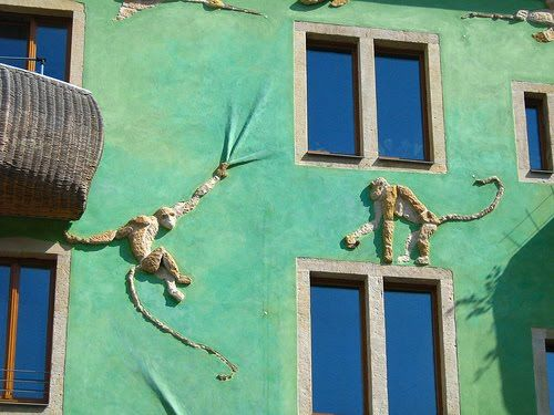 Images from Dresden's Kunsthof - I