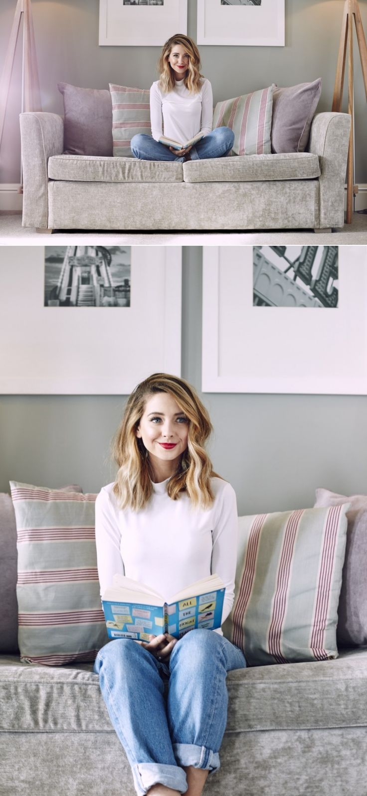 Lifestyle Blogger Photo Inspo | Zoella | The WHSmith & Zoella Book Club