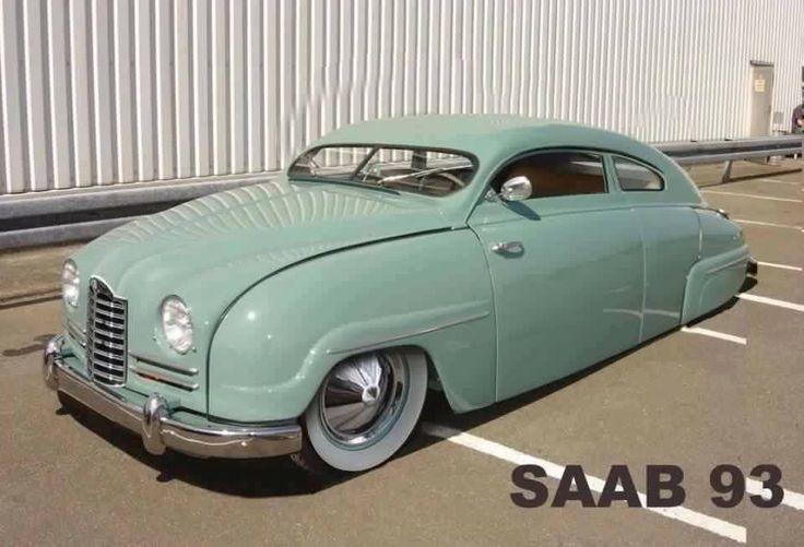Saab lowrider