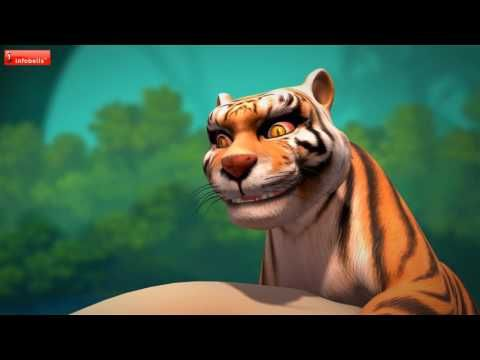 19 Best Short English Stories for Kids Collection   Infobells - YouTube