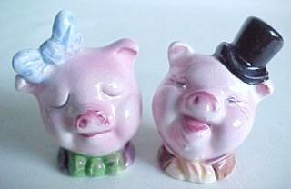 pigs!Shakes, Piggies Salts, Salts Pepp Shakers, Peppers Shakers, Salts Peppers, Pigs Salts, Peppers Sets, Oink, Peppers Pigs