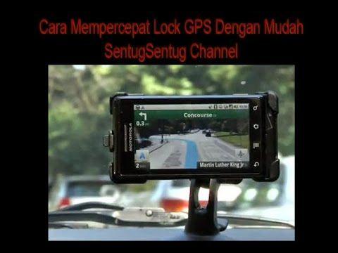 Cara Setting GPS agar Cepat Lock Satelit dengan Mudah Fix Gps