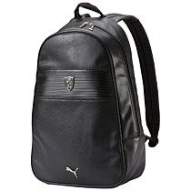 PUMA Ferrari LS Backpack Black 14 Litres