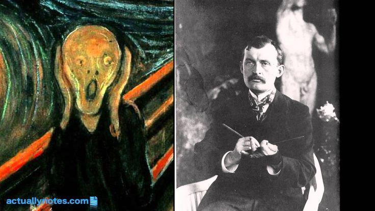 El Grito. Explicación del cuadro de Edvard Munch