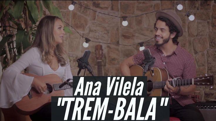 Trem-Bala - MAR ABERTO (Cover Ana Vilela)