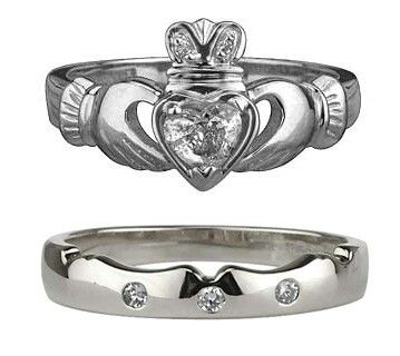 Low Cost Claddagh Rings