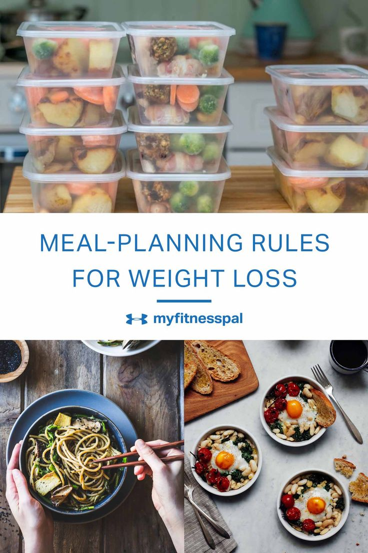 Forget what you've heard about color-coded plastic containers and marathon cooking sessions by mastering these three meal-planning rules.