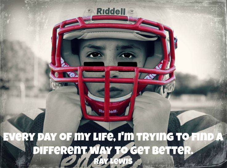 Inspiring Football Quotes Ray Lewis: 25+ Best Inspirational Football Quotes On Pinterest