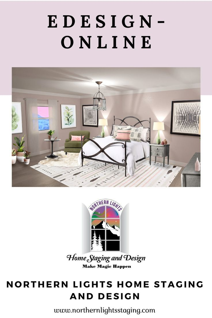 Edesign Services Northern Lights Home Staging And Design In 2020 Home Staging Vacation Rental Design Buying A New Home