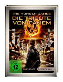 Die Tribute von Panem. The Hunger Games - Tödliche Spiele (DVD) - Suzanne Collins / Gary Ross (Für Jugendliche und Erwachsene)