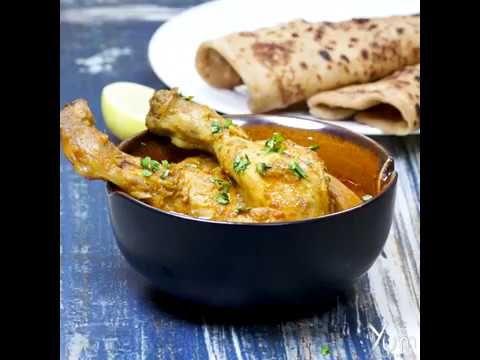 Spicy Chicken Gravy | Spicy Chicken Gravy recipe