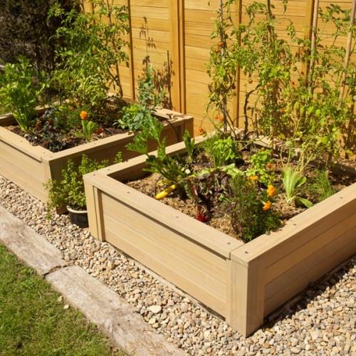 Jardinière Potager Chelsea - JardinChic