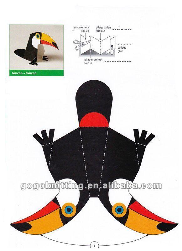 Diy piega& sotto forma di carta origami uccelli giocattolo-Altri giocattoli & Hobby-Id prodotto:602352514-italian.alibaba.com