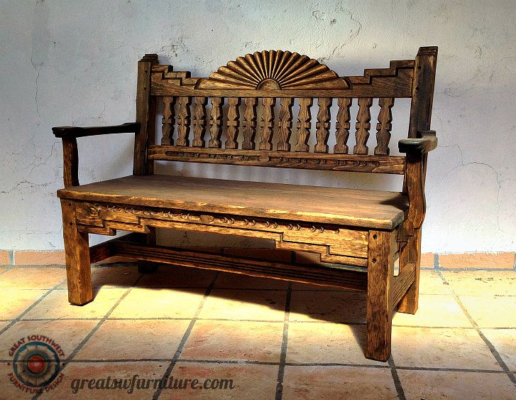 Wrap Bench best 20+ southwestern benches ideas on pinterest | southwest style
