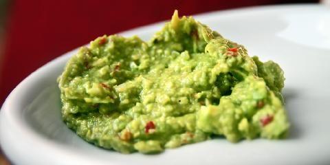Guacamole - Dette er oppskriften på en klassisk guacamole.