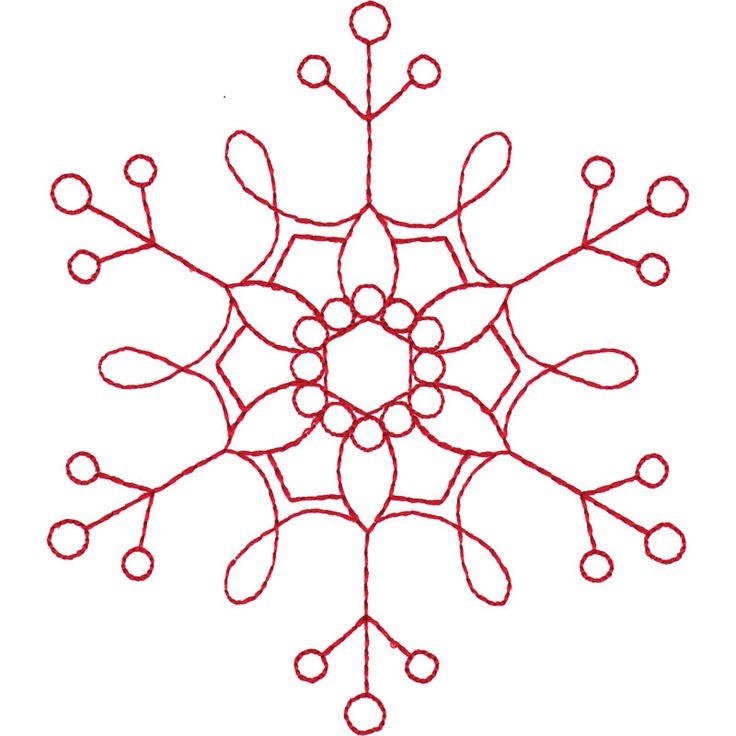 Mejores 525 imágenes de Snowflake en Pinterest | Copos de nieve ...