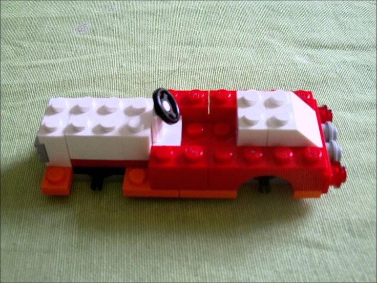 How To Make A Cool Lego Car Lego Inspiration Pinterest
