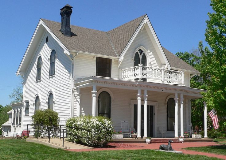 Birthplace Of Aviation Pioneer Amelia Earhart Located At  N Terrace In Atchison