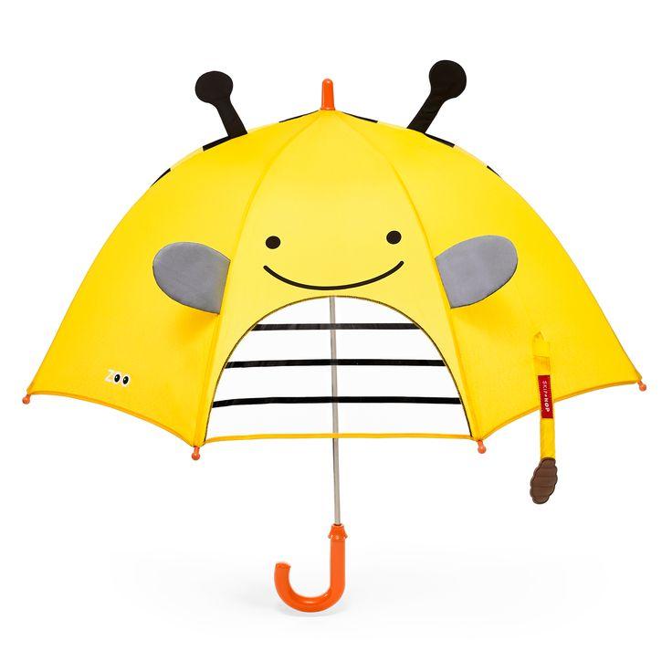 Skip Hop Zoobrella little kid umbrella
