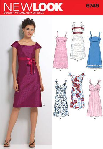 Misses Dresses: