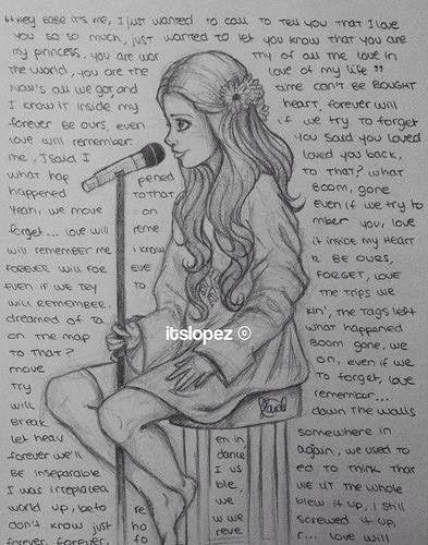 Me siento libre al cantar ♡