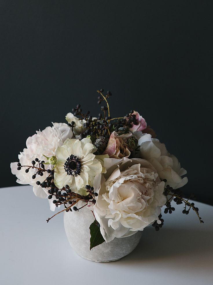 lingered upon: An afternoon with 2h flowers