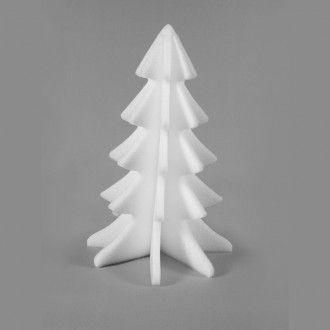 ABETO NAVIDAD STRATOCELL 8 CARAS Árboles de Navidad, diseño exclusivo de esta web, hechos de espuma stratocell de 8 caras y 2 medidas. Son muy ligeros,  fáciles de montar y decorar. #MWMaterialsWorld #ChristmasTree #ArbolNavidad