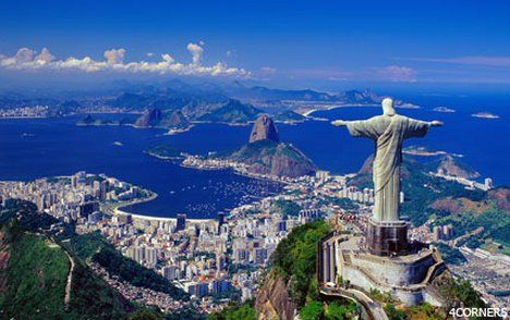Rio De Janero ...... Carnaval......Christ the Redeemer Statue (7 wonders of the world)