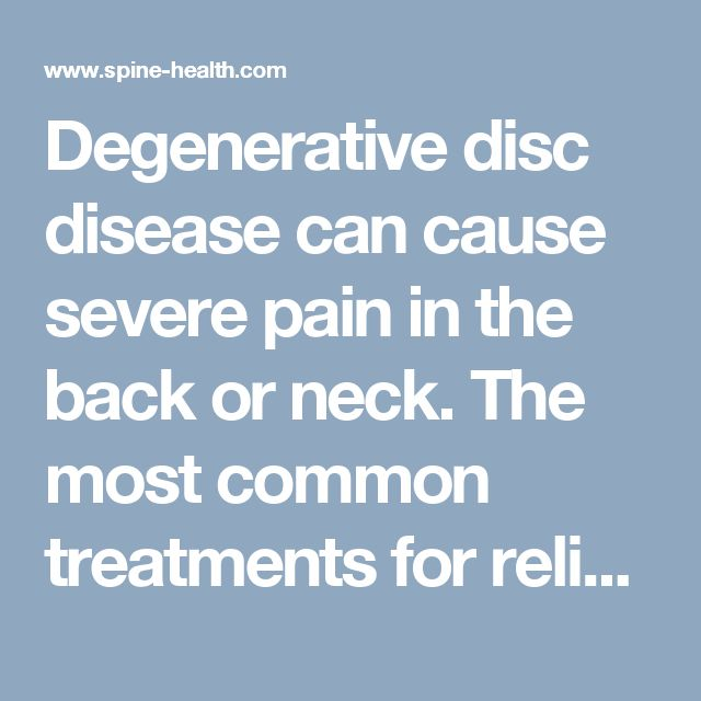 The 25+ best Degenerative disc disease ideas on Pinterest ...