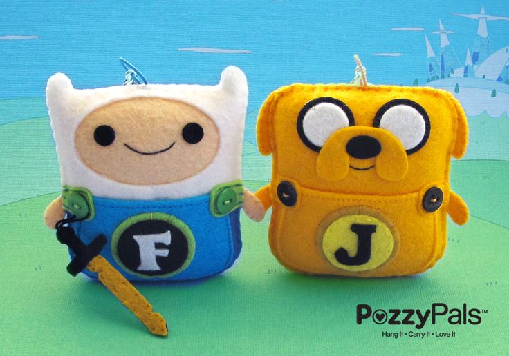 'F & J' Human/Dog Duo Pozzy Pals. =)