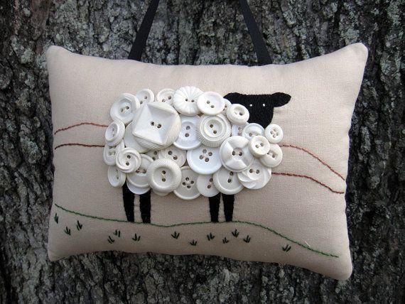 Hey, I found this really awesome Etsy listing at https://www.etsy.com/listing/269969325/ireland-white-sheep-decoration-irish