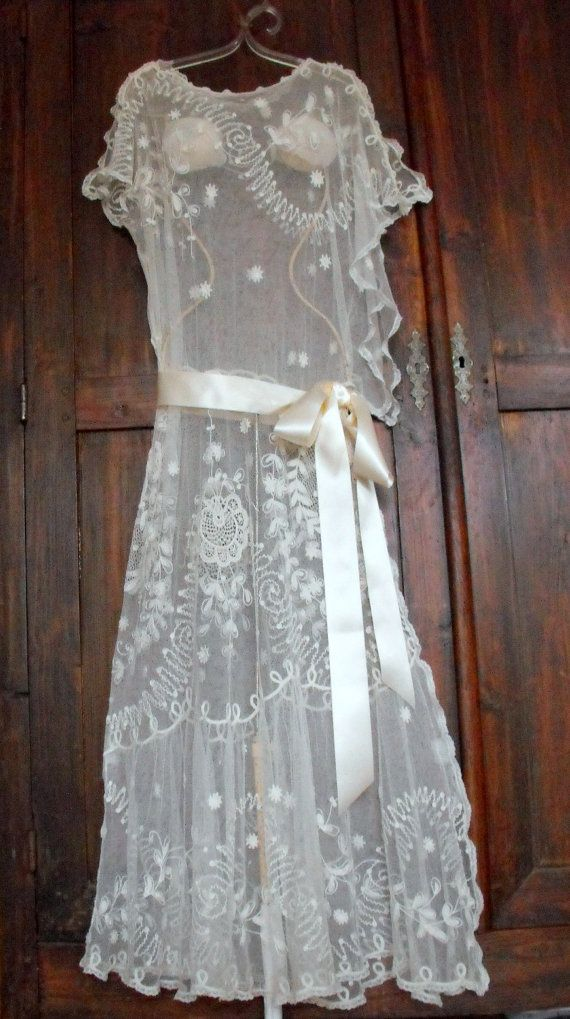 lace dress: Lace, Wedding Dressses, Lace Wedding Dresses, Lace Curtains, Vintage Lace Dresses, White Lace, Beautiful Lace, Romantic Lace, Summer Clothing