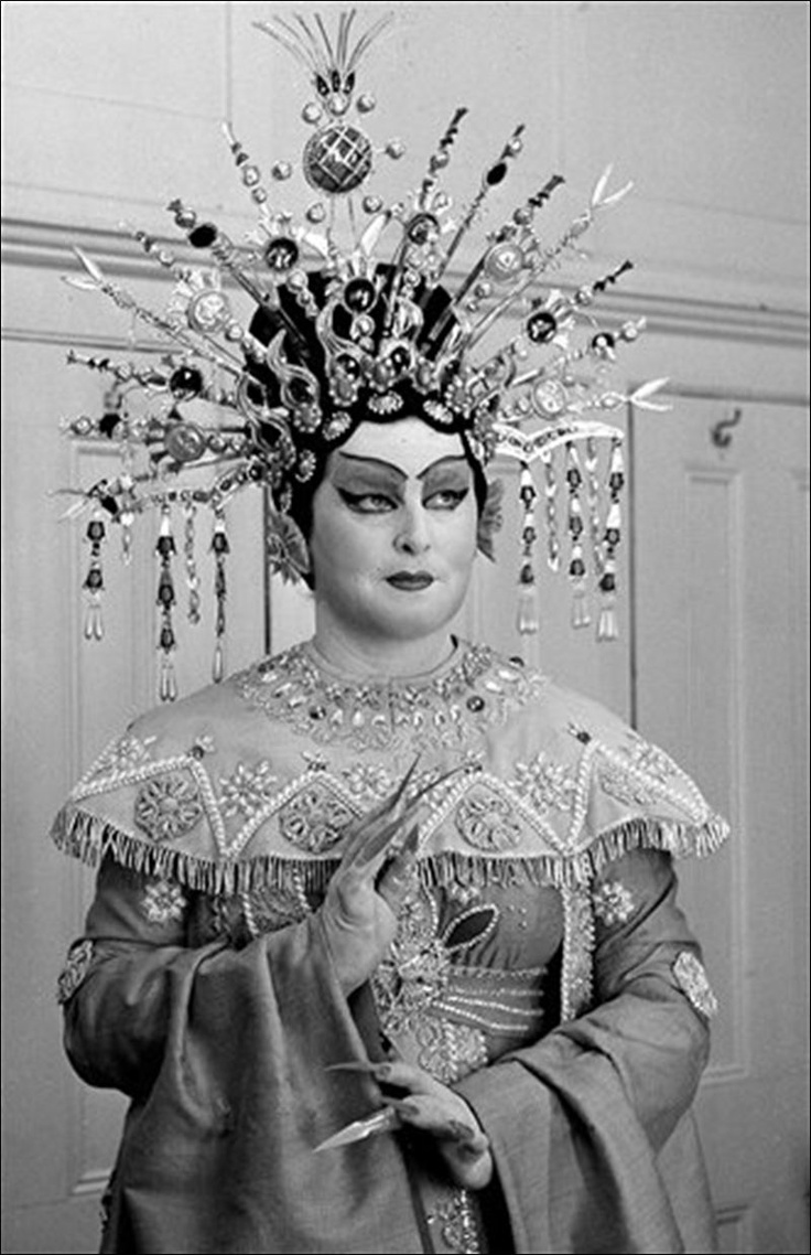 Birgit Nilsson as Turandot.  I had the priviledge of hearing her sing Turandot at the old Metropolitan Opera House.  She was beyond description.  I also had a rare opportunity to sit in the empty St. Bartholomew Church in NYC as she rehearsed for the King of Sweden's funeral.  I was moved so deeply I cried.  Her Ave Maria was truly flawless.