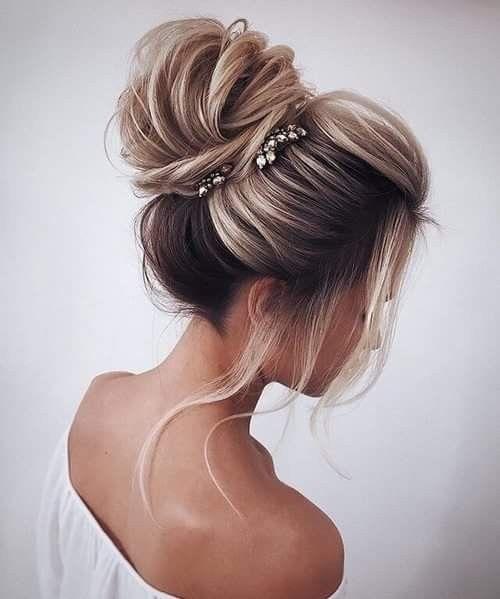 Pin By Wissou On Wissou Pinterest Wedding Hair Styles