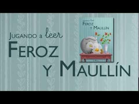 """""""Feroz y Maullín"""" """"Los que no me conocen creen que por mi aspecto grisáceo y garras afiladas voy a hacerles algún daño"""". La raíz de muchos conflictos son los prejuicios, esta historia nos enseña que las diferencias no son un obstáculo para la convivencia pacífica y la amistad.  Autora: Paula Merlán Ilustradora: Begoña Fernández Corbalán"""