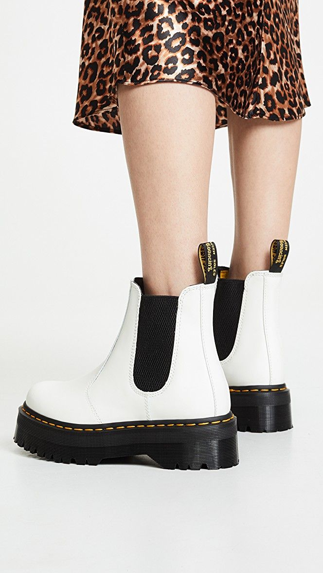 Dr. Martens 2976 Quad Chelsea Boots in
