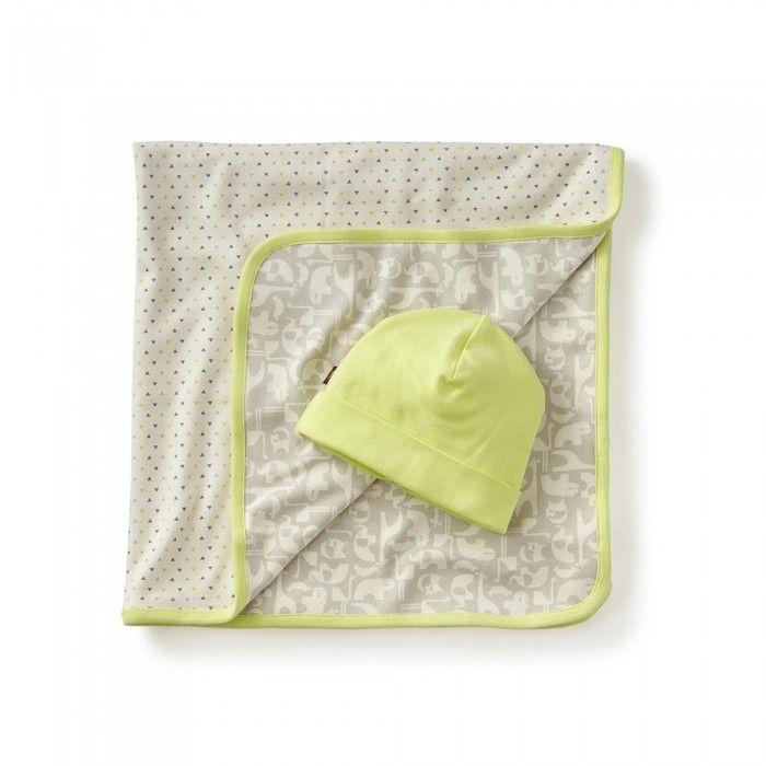 Tea Collection Luce del Sole Blanket Set