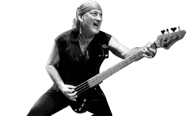 Roger Glover (Deep Purple) - Artist Story & Bass Gear | TC Electronic