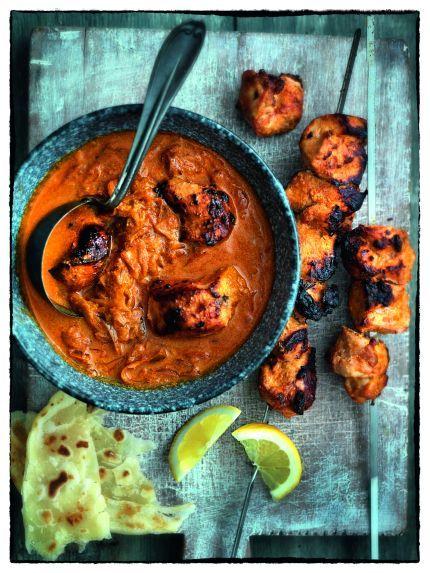 Recipe: Madhur's Chicken Tikka Masala