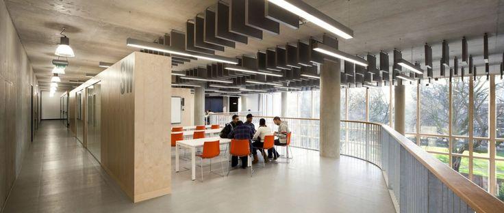 schmidt hammer lassen architects · City of Westminster College · Divisare