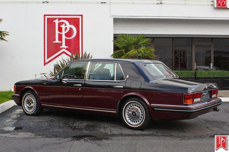 1996 Rolls Royce Silver Spur IV Springfield Edition
