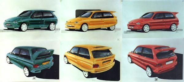 Rover Metro SP, 1991