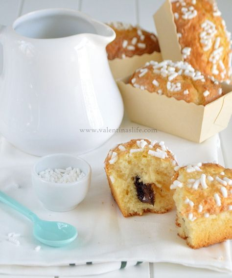 Mini plumcake sofficissimo